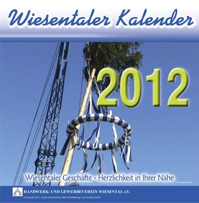 Wiesentaler Kalender 2012