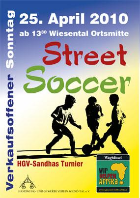 HGV-Streetsoccer-Turnier