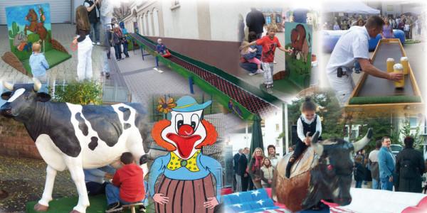 Beim Verkaufsoffenen Sonntag in Wiesental gibt's Spaß für Groß und Klein