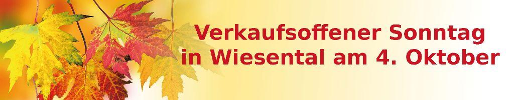 Herbstfest 2015 - Verkaufsoffener Sonntag